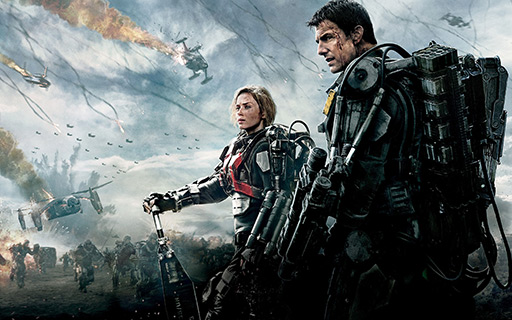Edge of Tomorrow Movie Download