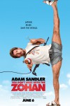 You Don't Mess with the Zohan Movie Download