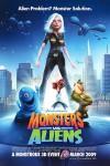 Monsters vs Aliens Movie Download