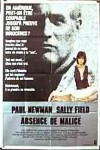 Absence of Malice Movie Download