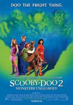 Scooby Doo 2: Monsters Unleashed Movie Download