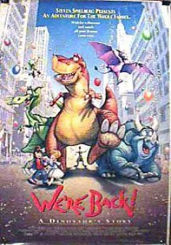 We're Back! A Dinosaur's Story Movie Download