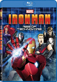Iron Man: Rise of Technovore Movie Download