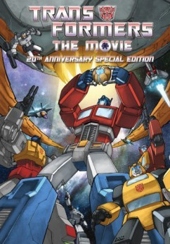 The Transformers: The Movie Movie Download