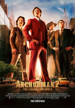 Anchorman 2: The Legend Continues Movie Download