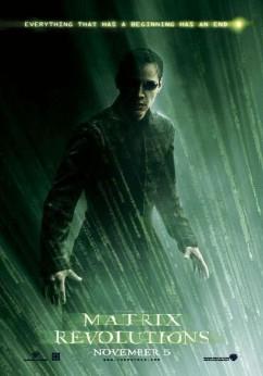 The Matrix Revolutions Movie Download