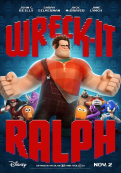 Wreck-It Ralph Movie Download