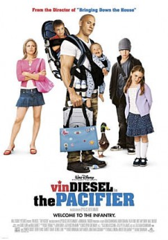 The Pacifier Movie Download