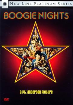 Boogie nights dvd cover congratulate