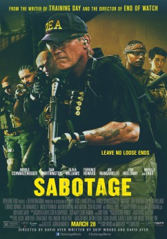 Sabotage Movie Download