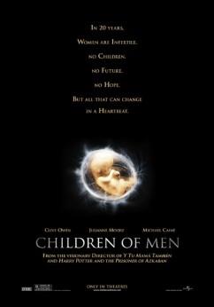 Children of Men Movie Download