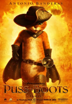Puss in Boots Movie Download