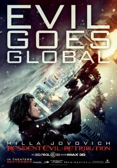 Resident Evil: Retribution Movie Download