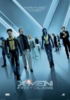 X-Men: First Class Movie Download