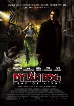 Dylan Dog: Dead of Night Movie Download