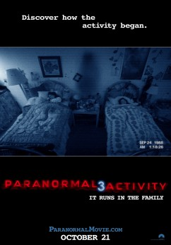 Paranormal Activity 3 Movie Download