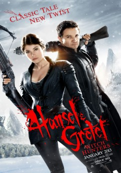 Hansel & Gretel: Witch Hunters Movie Download