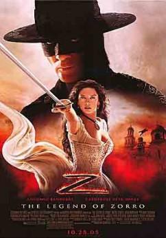 The Legend of Zorro Movie Download