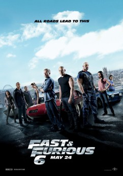 Fast & Furious 6 Movie Download